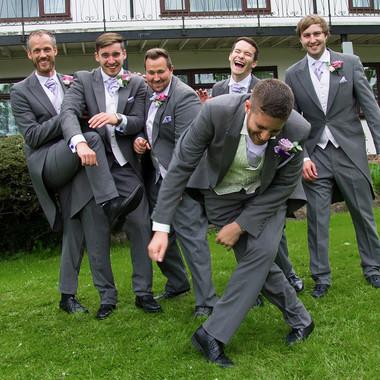 little lightbox groom photography