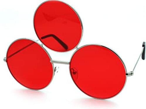 Red Third Eye Sunglasses