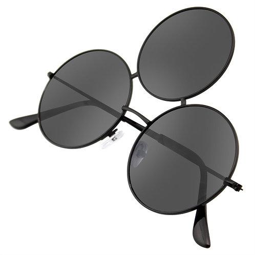 Black Third Eye Sunglasses