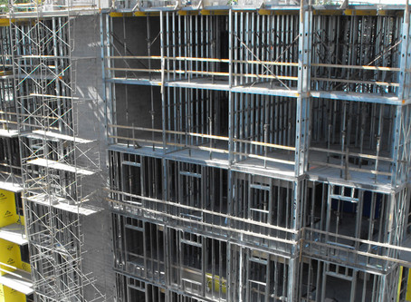 Student Housing Counts on Cold-Formed Steel for Safety and Sustainability