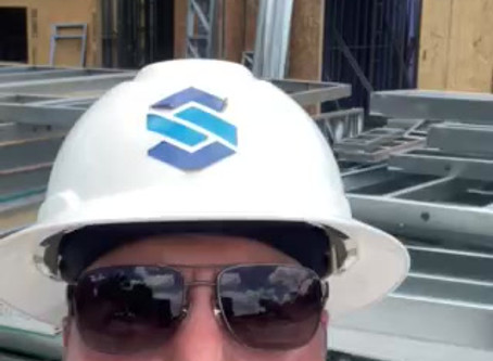 Off-site light gauge steel panelization is the only way to go...