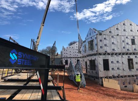 Synergy Steel enters Greenville, SC!