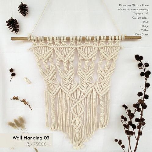 Kumori - Wall Hanging 03