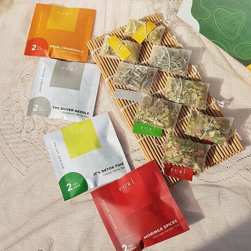 Puri Tea Journey Set