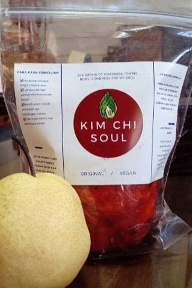 Kimchi Soul