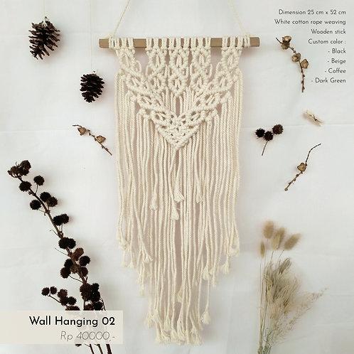 Kumori - Wall Hanging 02