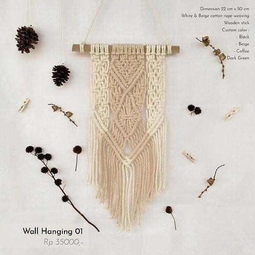 Kumori - Wall Hanging 01