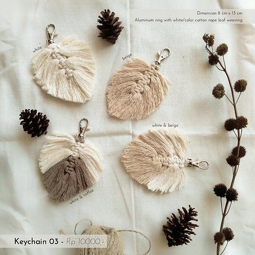 Kumori - Keychain 03