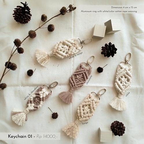 Kumori - Keychain 01