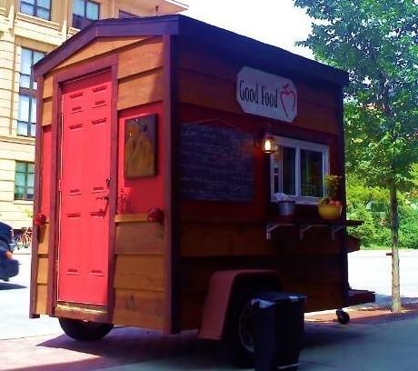 the original Good Food Cart, 2010