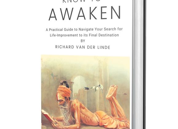 Book: All there is to know to Awaken