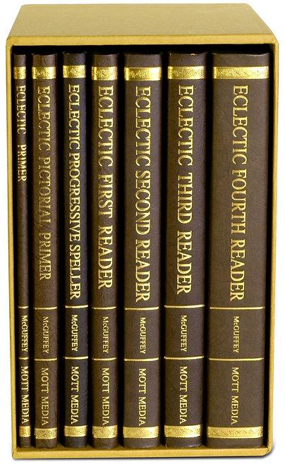 McGuffey 7-Volume Set