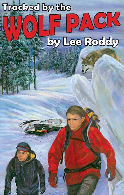 TRACKED BY THE WOLF PACK - BOOK 15 - Ladd Family Adventures