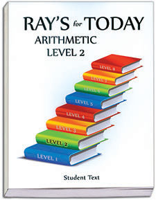 RAY'S for TODAY ARITHMETIC - LEVEL 2 - Student Text