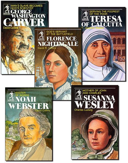 Sower Series Education & Humanitarianism Set