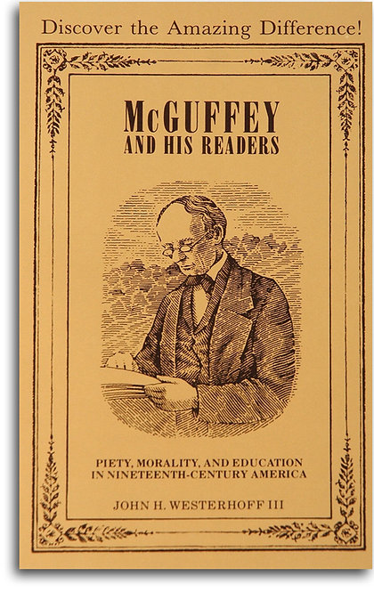 McGuffey and His Readers (paperback)
