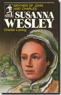 SUSANNA WESLEY by Charles Ludwig