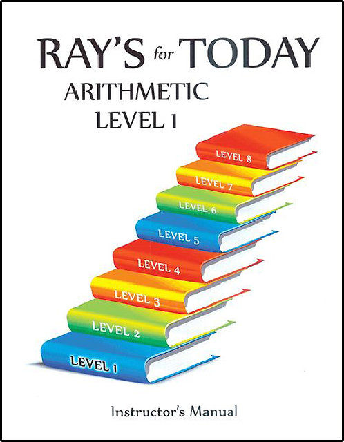 RAY'S for TODAY ARITHMETIC - LEVEL 1 - Instructor's Manual
