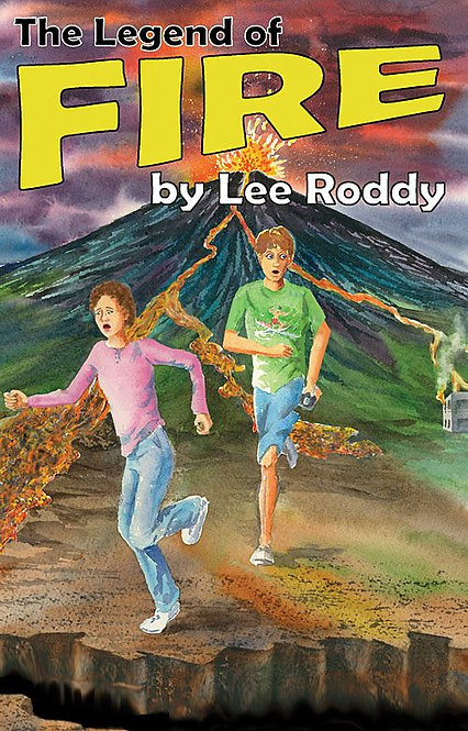 THE LEGEND OF FIRE - BOOK 2 - Ladd Family Adventures