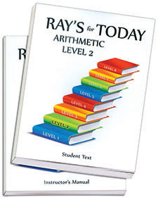 RAY'S for TODAY ARITHMETIC - LEVEL 2 - Set