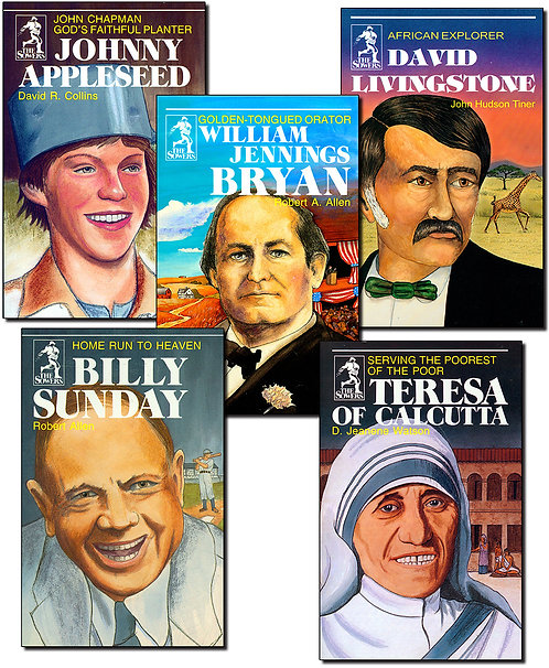 Sower Series Christian Leadership & Ministry Set