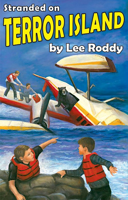 STRANDED ON TERROR ISLAND - BOOK 14 - Ladd Family Adventures