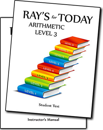 RAY'S for TODAY ARITHMETIC - LEVEL 3 - Set