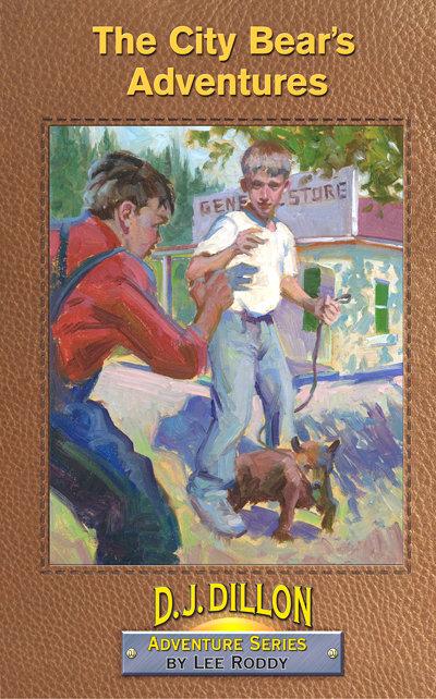 THE CITY BEAR'S ADVENTURES - BOOK 2 - D.J. Dillon Adventures