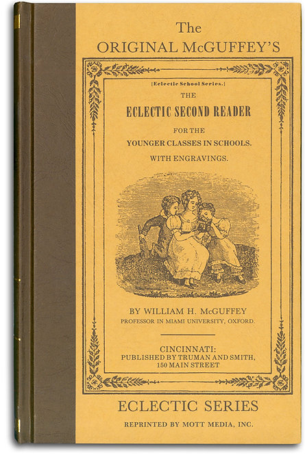 McGuffey's Second Reader