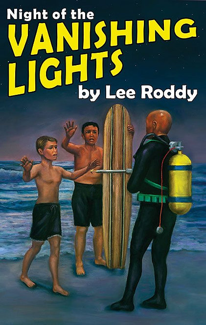 NIGHT OF THE VANISHING LIGHTS - BOOK 10 - Ladd Family Adventures