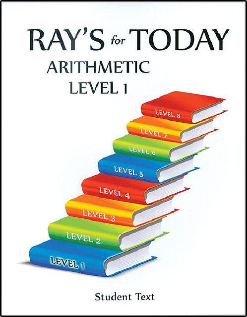 RAY'S for TODAY ARITHMETIC - LEVEL 1 - Student Text