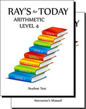 RAY'S for TODAY ARITHMETIC - LEVEL 4 - Set