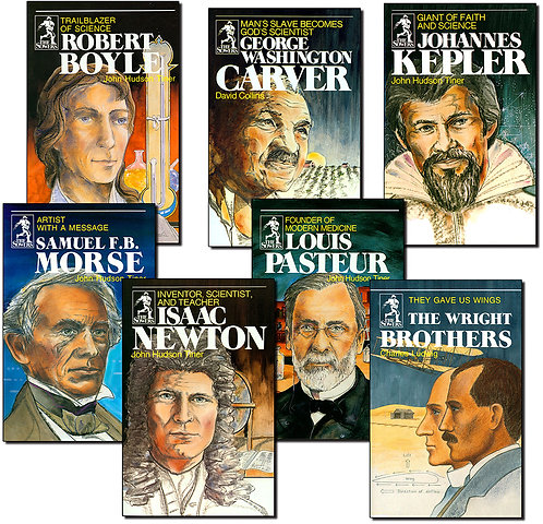 Sower Series Science & Inventions Set