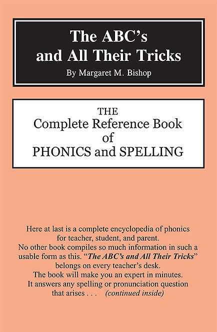 The ABC's and All Their Tricks (paperback edition)