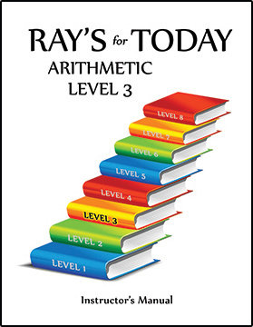 RAY'S for TODAY ARITHMETIC - LEVEL 3 - Instructor's Manual