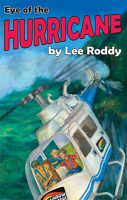 EYE OF THE HURRICANE - BOOK 9 - Ladd Family Adventures