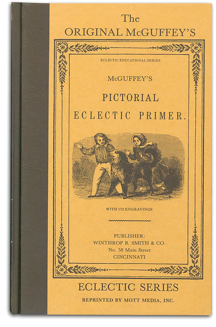 McGuffey's Pictorial Primer