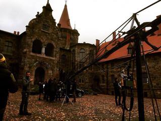Début de tournage pour le premier long métrage d'Andrew Desmond !