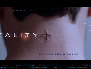 Avant-première de REALITY+  lundi 29 septembre au MK2 bibliothèque