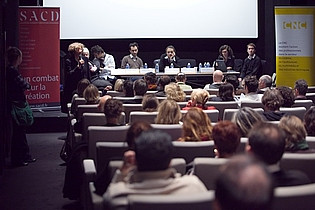 La Squadra invitée de la rencontre CNC-SACD sur les collectifs d'auteurs le 17 mars