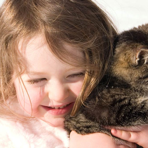 How Pets can help your Child