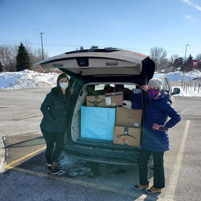 Book Drive for Story Orchard