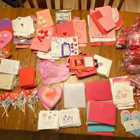 Valentines for Seniors