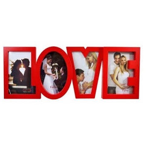 Porta Retrato Love