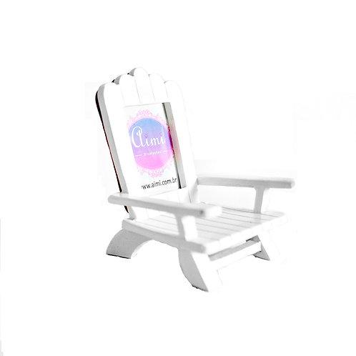 Mini Porta Retrato Cadeira