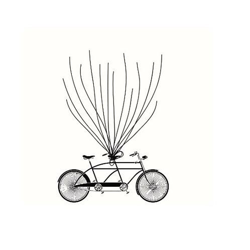 Árvore de Digitais (Bicicleta)