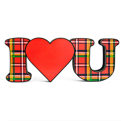 Palavra I Love You