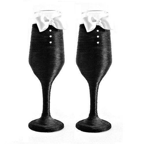 Taças Noivos Dois Iguais