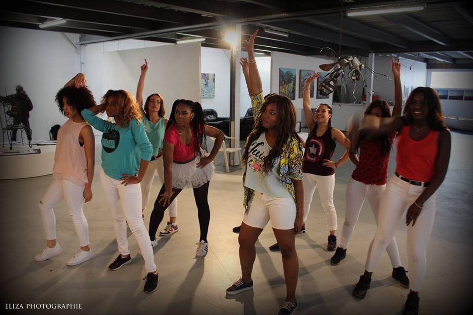 Chorégraphie Afrobeats et Hip Hop