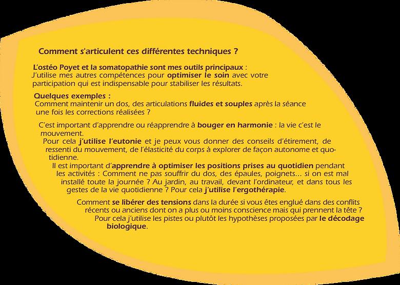 Laurence Jacquot exerce sur Grenoble (38) et Aubenas (07). Son activité principale : la somatopathie selon l'ostéopathie méthode Poyet
